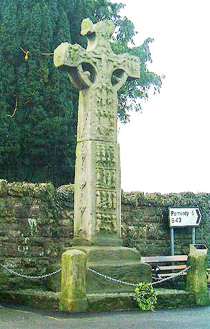 Donaghmore High Cross - Pictures of Crosses