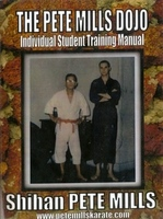 Isshinryu Karate Student Training Manual by Pete Mills