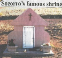 Socorro's Famous Shrine
