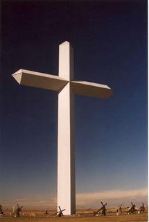 The Groom, Texas Cross