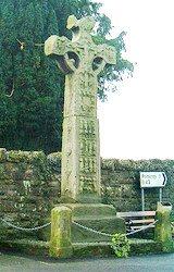 Donaghmore High Cross